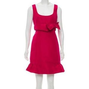Red Valentino Fuchsia Mini dress